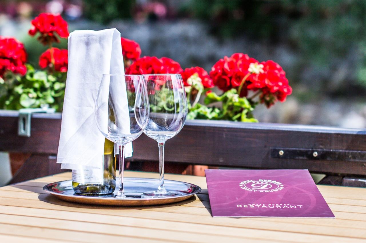 restaurace český krumlov